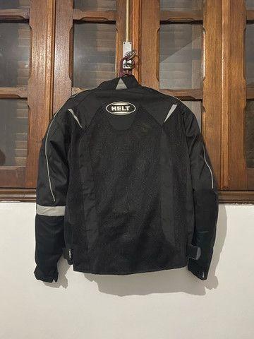 Jaqueta de motoqueiro  - Foto 2