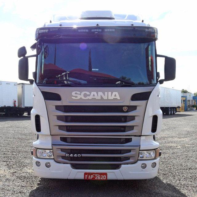 Scania R440 13/13 - 8x2 (BAP 2620)