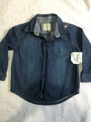 Camisa Jean menino  - Foto 5