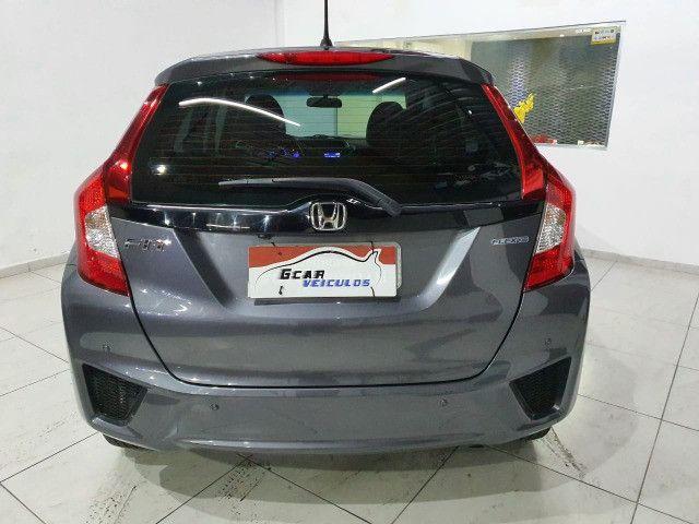 Honda fit 1.5 exl cvt automatica completo - Foto 6