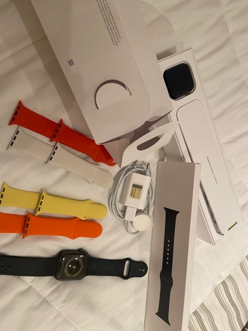 Apple Watch Series 5 Perfeito 44 mm - Foto 3