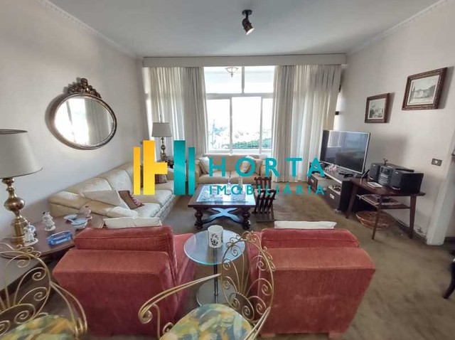 Apartamento à venda com 3 dormitórios em Gávea, Rio de janeiro cod:CPAP31780 - Foto 2