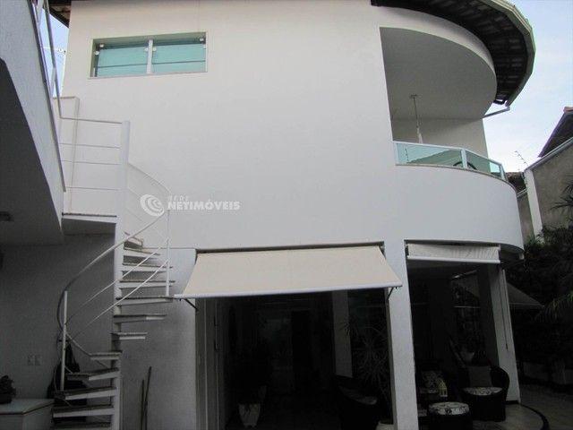 Casa à venda com 5 dormitórios em Ouro preto, Belo horizonte cod:39646 - Foto 2