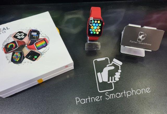 Pronta Entrega Original Smartwatch Iwo 13 Pró Max W56 44 MM - Foto 3