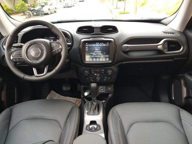 Jeep Renegade Limited 1.8 Único Dono - Garantia de Fábrica - 3.203km - Foto 12