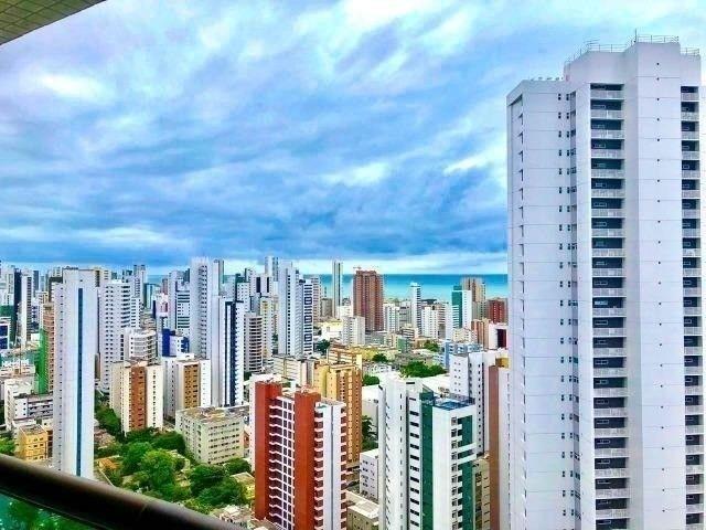 RB 091 Oportunidade incrível em Boa Viagem - Apart, 4 suítes - 185m² - Jardim das Tulipas - Foto 19