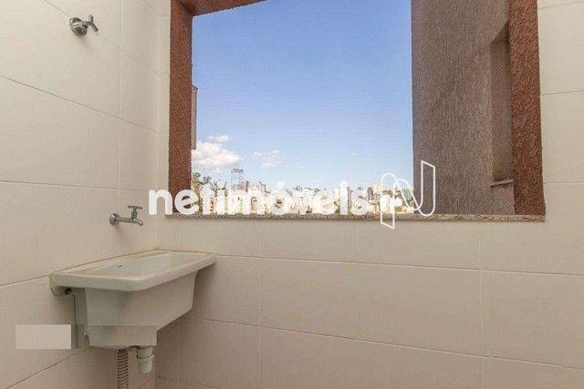 Apartamento à venda com 3 dormitórios em Paquetá, Belo horizonte cod:512906 - Foto 5