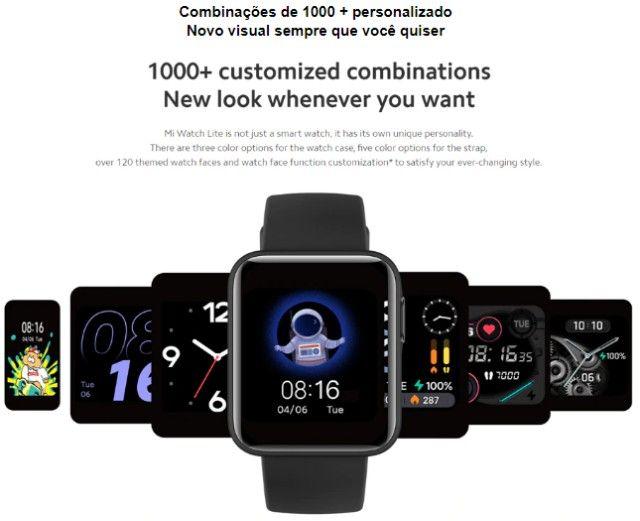 Relógio SmartWatch Amazfit Mi Watch Lite - Foto 2