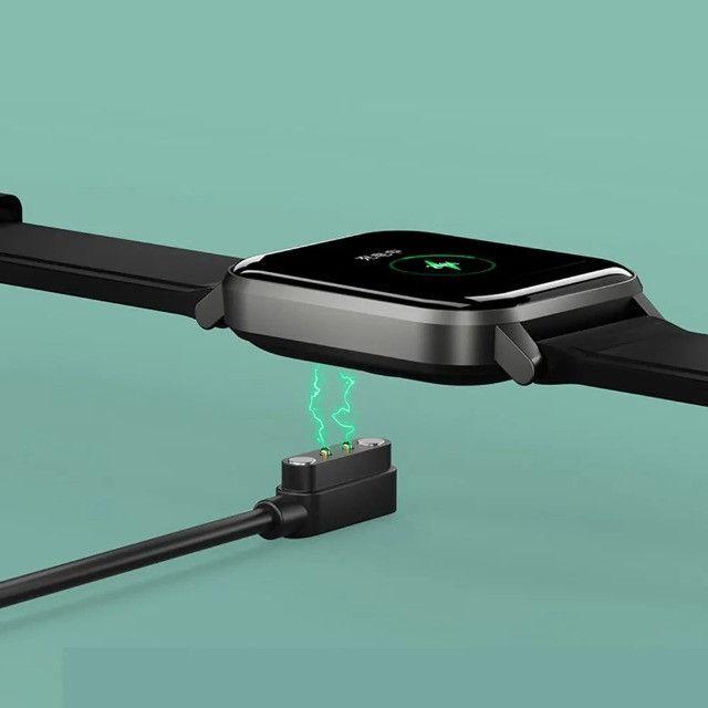 Pronta Entrega Original Relógio Smartwatch Xiaomi Haylou Ls02 Versão Global - Foto 2