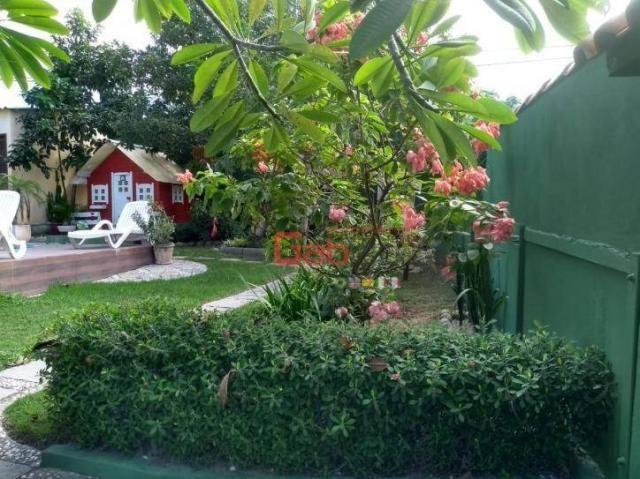 Casa com 4 dormitórios à venda, 505 m² por R$ 450.000,00 - Praia do Sudoeste - São Pedro d - Foto 8