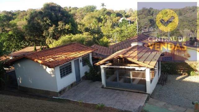 Casa à venda com 5 dormitórios em Garças, Belo horizonte cod:482 - Foto 3