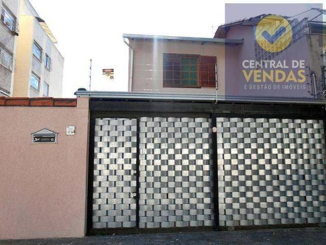 Casa à venda com 3 dormitórios em Santa amélia, Belo horizonte cod:209