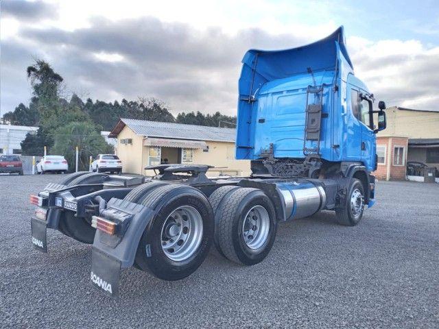 Scania R124 420 6x2 - Foto 3