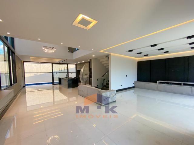 Casa para Venda em Arujá, Residencial Real Park, 3 dormitórios, 3 suítes, 5 banheiros, 4 v - Foto 4