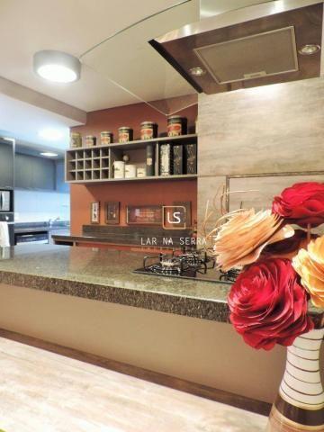 Apartamento com 4 dormitórios à venda, 194 m² por R$ 1.400.000,00 - Centro - Canela/RS - Foto 17
