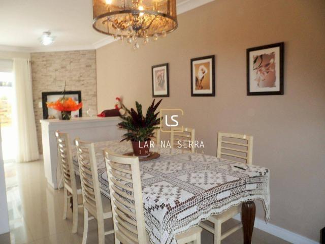 Casa com 3 dormitórios à venda, 120 m² por R$ 680.000,00 - Parque das Hortênsias - Canela/ - Foto 7