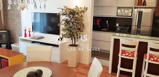Apartamento com 2 dormitórios à venda, 129 m² por R$ 1.500.000,00 - Centro - Gramado/RS - Foto 2