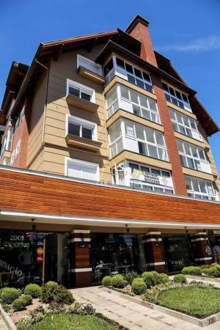 Apartamento à venda, 174 m² por R$ 1.694.582,61 - Centro - Gramado/RS