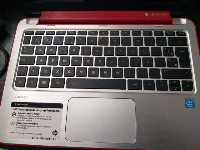 Notebook tablet HP  - Foto 2
