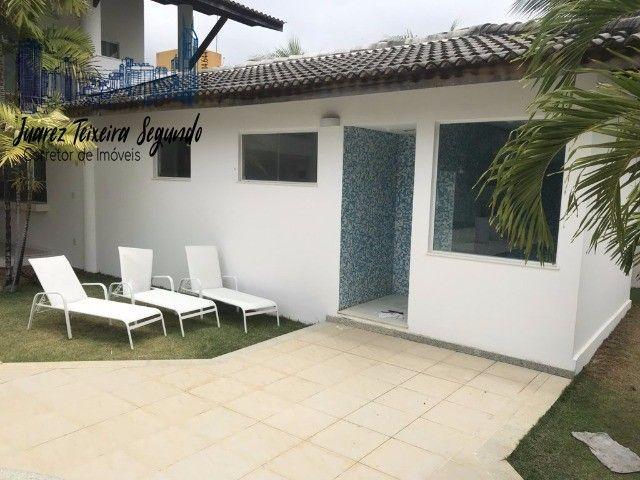 Casa 5 suítes em Guarajuba alto padrão finamente decorada a poucos metros do mar! - Foto 7