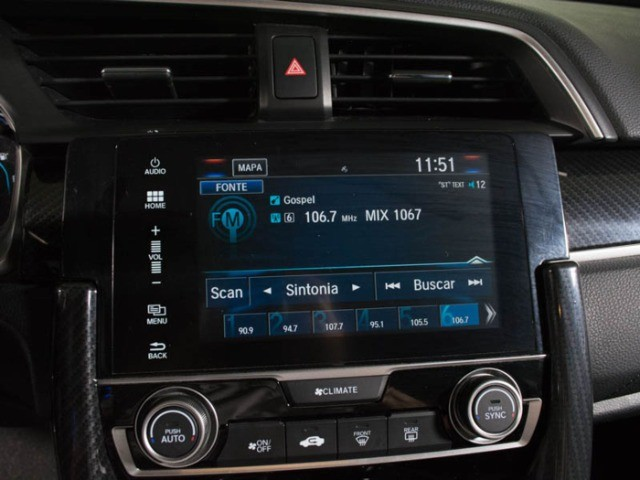 Honda Civic Sedan EXL 2.0 Automático 2018/2018 30.857 km - Foto 5