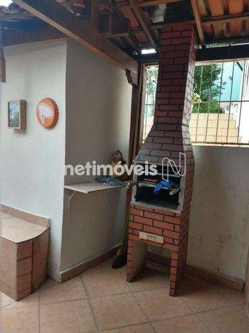 Casa à venda com 5 dormitórios em Caiçaras, Belo horizonte cod:839466 - Foto 18