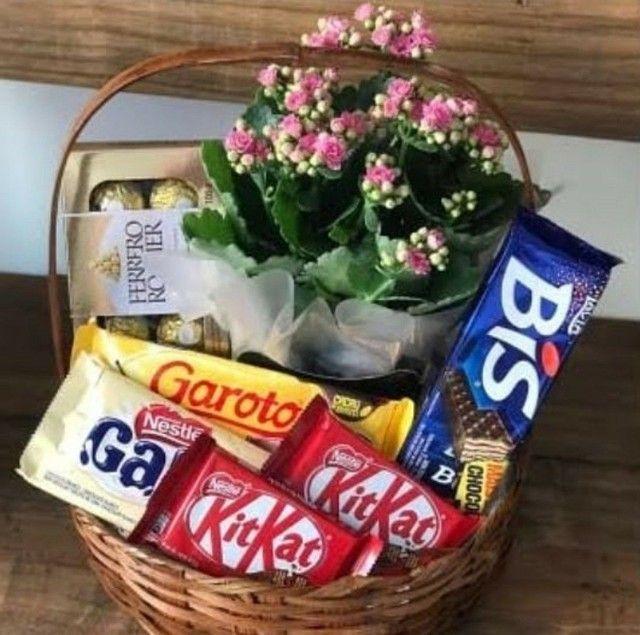 Surpreenda em especial / com cestas para presentear com amor e carinho *.  - Foto 4
