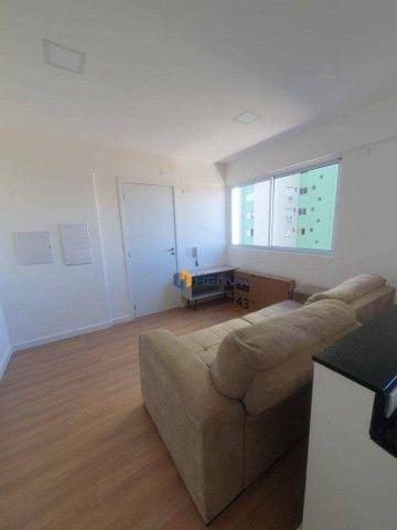 Apartamento com 2 dormitórios à venda, 52 m² por R$ 385.000,00 - Centro - Maringá/PR - Foto 2