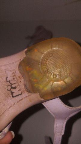 Sapato de criança sapatilha sandalia rasteira - Foto 2