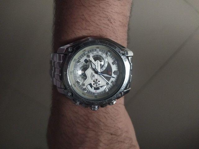 Relógio Casio em Aço