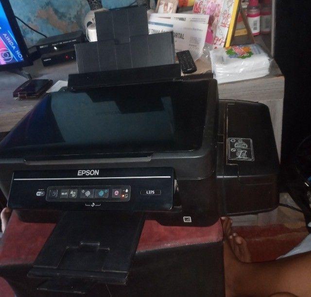 Impressora Epson l375 - Foto 2