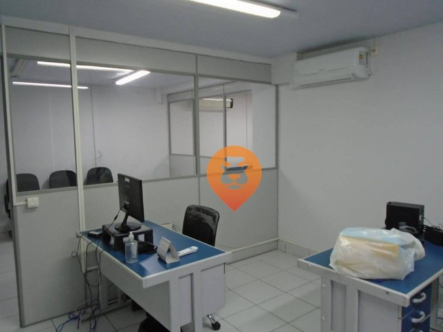 Belo Horizonte - Conjunto Comercial/Sala - Funcionários - Foto 12