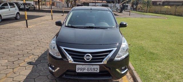 Nissan Versa SL Unique 1.6 FlexStart Preto 2018/2018 - Foto 18