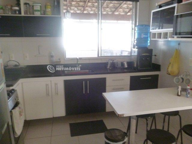 Casa à venda com 3 dormitórios em Castelo, Belo horizonte cod:54522 - Foto 10