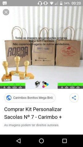 Olx acessórios para tipo carimbo - Foto 3