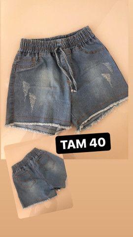 Bermuda e calça jeans novos  - Foto 3