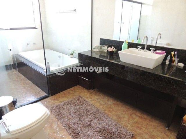 Casa de condomínio à venda com 5 dormitórios em Paquetá, Belo horizonte cod:478247 - Foto 8