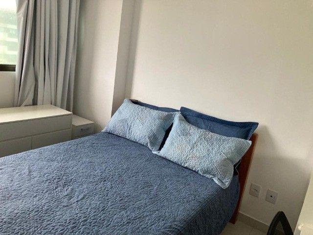 JAL * Cupe Beach Living 2 quartos mobiliado frente Piscina - Foto 11