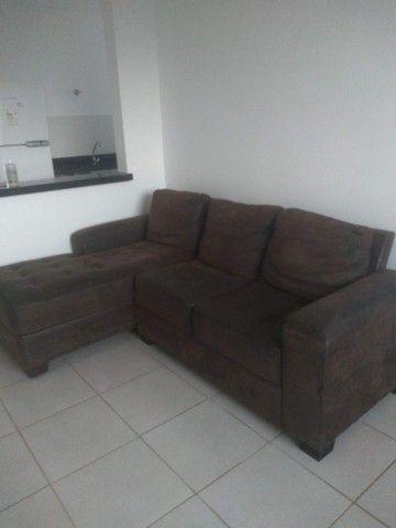 Apartamento Semi mobiliado, com condomínio e IPTU incluído - Foto 3