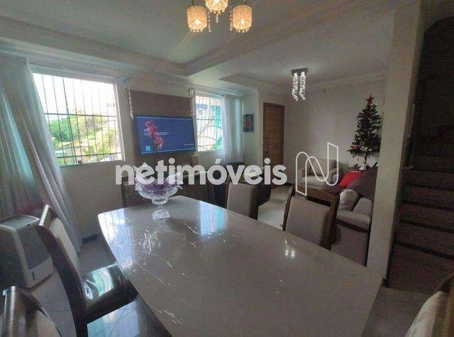Casa de condomínio à venda com 3 dormitórios em Ouro preto, Belo horizonte cod:132444