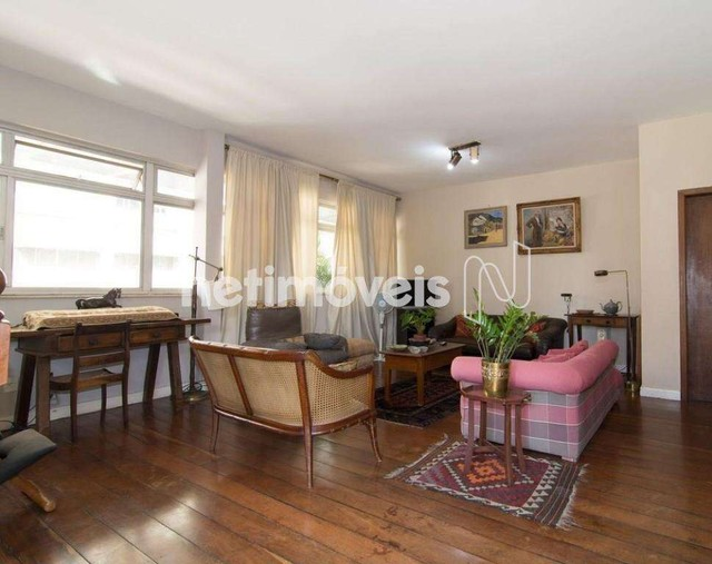 Apartamento à venda com 4 dormitórios em Lourdes, Belo horizonte cod:164352 - Foto 8