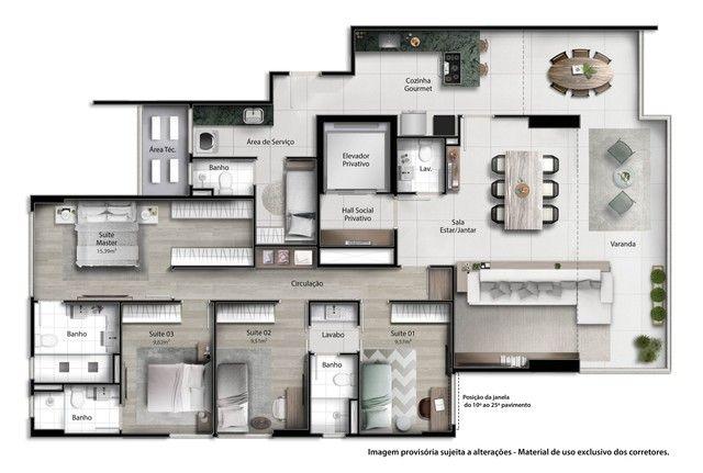 Vitória -  Apartamento Padrão  - ENSEADA DO SUA - Foto 6