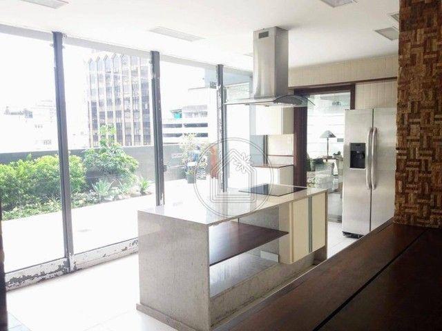 Flat com 1 dormitório à venda, 54 m² por R$ 1.200.000,00 - Leblon - Rio de Janeiro/RJ - Foto 16