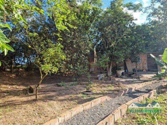 Velleda oferece 1 hectare a 5 minutos centro viamão com açude e casa, troca - Foto 20