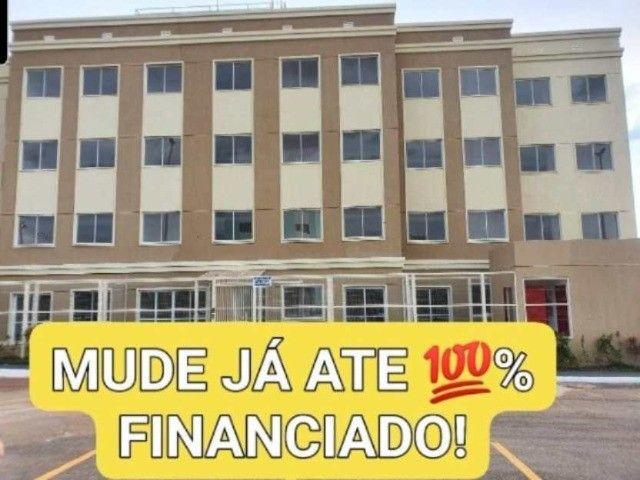 Mude já até 100% financiado 2quartos conjugado últimas unidades