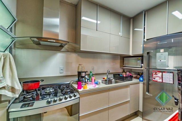 Apartamento para venda tem 85 metros quadrados com 3 quartos - Foto 12