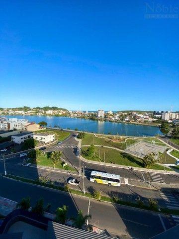 Excelente apartamento com vista para a Lagoa do Violão - Foto 2