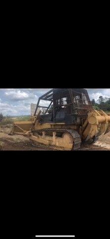 Trator de Esteira Shantui SD1602A