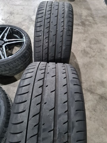 Jogo de Rodas Mercedes AMG Aro 19*Maravilhosas*Pneus Novos* - Foto 2