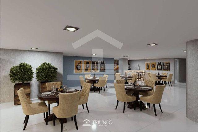 66 Apartamento 78m² com 03 quartos no Ininga, mobiliado, Não perca! (TR8822)MKT - Foto 4